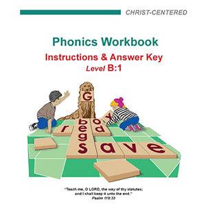 Phonics-levelB
